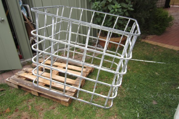 cage for IBC