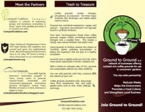 Coffee Grounds with Austin Ground toGround