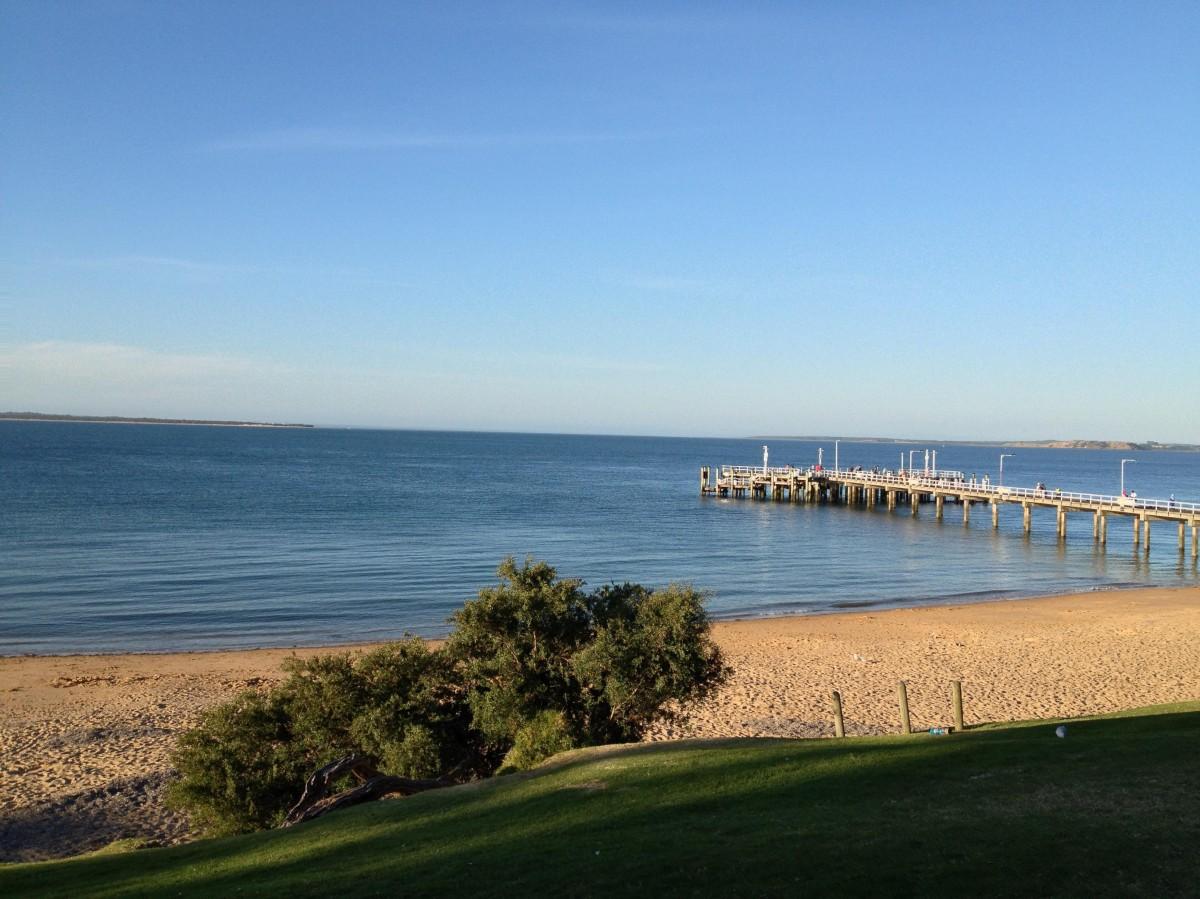 pier at phillip island beach