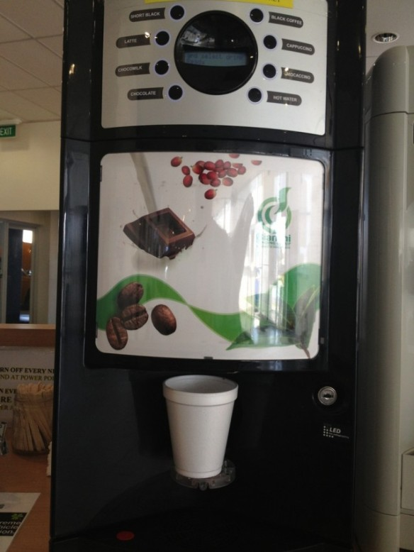 automatic coffee machine maker