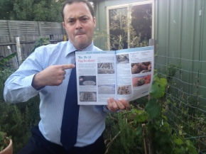 Shane's Articles in Even More Chook Wisdom!