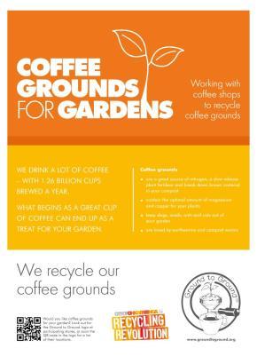 City of Onkaparinga – Recycling Coffee with Ground toGround