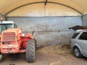 mulching shed