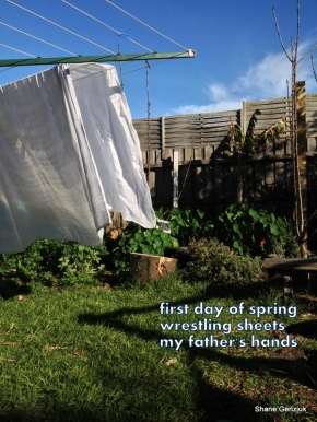 What I Saw on the First Day ofSpring