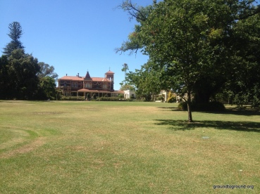 Rippon Lea Estate grass