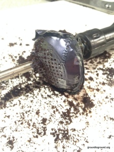 plastic screwdriver coffee pods