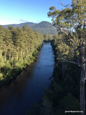 Ramblings from a Victorian smuggled into Tasmania on a Holiday